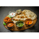 Meat Thali