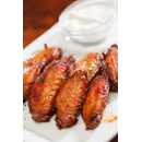 BBQ Chicken Wings (8 Pcs)