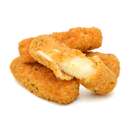 Breaded Mozzarella Sticks (8 Pcs)