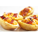 Potato Skins with Cheese & Sweetcorn