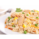 Chicken Fried Rice (with egg)