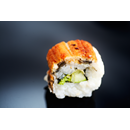 Spicy Tuna Cucumber Uramaki
